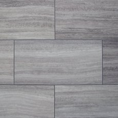Burnside Rigid Core Luxury Vinyl Tile - Cork Back
