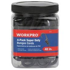 Work Pro Super Duty Bungee Cords - 4pk.