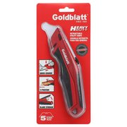 Goldblatt Heavy Duty Retractable Utility Knife