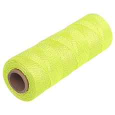 Goldblatt Fluorescent Yellow Mason Line - 500ft.