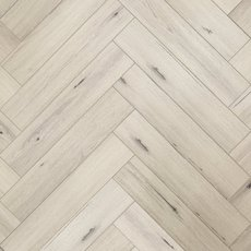 Valley Mist Rigid Core Vinyl Herringbone - Foam Back