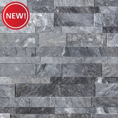 New! Xlarge Acadia Honed Marble Panel Ledger