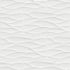 Idole Tear White Ceramic Tile