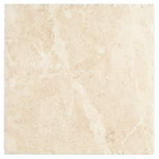 Patterned Cappuccino Premium Marble Tile Multi Length