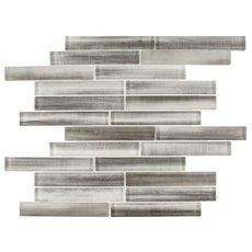 Decorative Glass Tile Floor Amp Decor