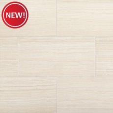 New! Eramosa White Porcelain Tile