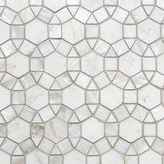 Pallas Waterjet Marble Mosaic