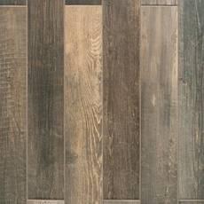 Woodhaven Brown Wood Plank Porcelain Tile