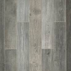 Woodhaven Grey Wood Plank Porcelain Tile