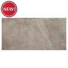 New! Portland Stone Ash Porcelain Tile