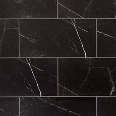 Marquina Black Porcelain Tile