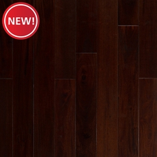 New! Lavella Mahogany Smooth Tongue and Grove Solid Hardwood