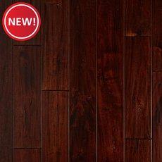 New! Lavella Mahogany Handscraped Solid Hardwood