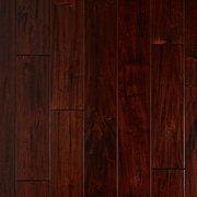 Lavella Mahogany Handscraped Solid Hardwood