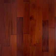 Mahogany Cherry Smooth Solid Hardwood