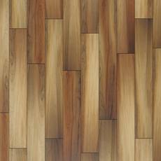 Vivenda Polished Wood Plank Porcelain Tile