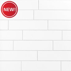 New! Meringue Ceramic Tile