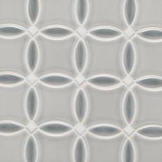 Shore Circulo Polished Porcelain Mosaic