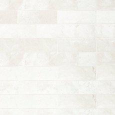 Santorini White Polished Marble Tile