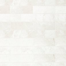 Santorini White Polished Marble Tile