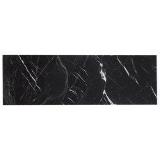 Sable Black Polished Marble Tile