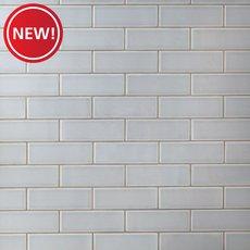 New! Stardust Whisper Polished Ceramic Tile