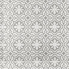 Equilibrio Gray Encaustic Cement Tile