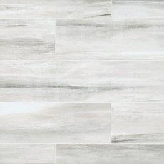 Solano Ivory White Linear Porcelain Tile