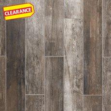 Clearance! Fair Haven Wood Plank Porcelain Tile