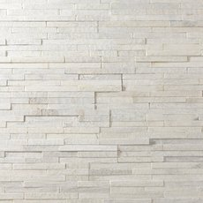 Celeste White Quartzite Panel Ledger