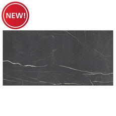 New! Overture Nero Polished Porcelain Tile