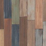 Havana Wood Plank Multicolor Porcelain Tile