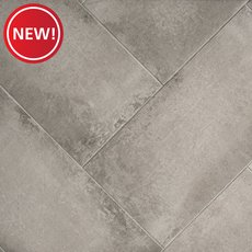 New! District Gray Porcelain Tile