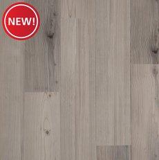 New! Sea Salt Pine Rigid Core Luxury Vinyl Plank - Foam Back