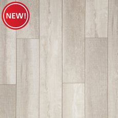 New! Ivory Coast Rigid Core Luxury Vinyl Plank - Cork Back