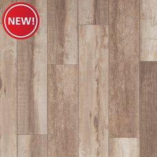 New! Terracotta Sunset Rigid Core Luxury Vinyl Plank - Cork Back