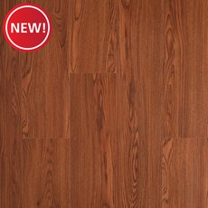 New! Cherry Vinyl Plank Tile