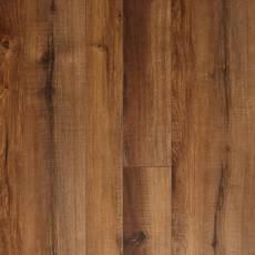 Estate Oak Cocoa Hand Scraped Water-Resistant Laminate