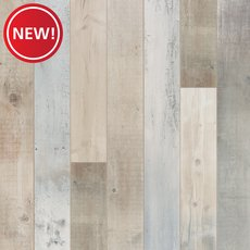New! Seascape Mist Pine Water-Resistant Laminate