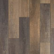 Cobblestone Oak Multi-Length Water-Resistant Laminate