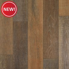 New! Club Manor Oak Multi-Length Water-Resistant Laminate