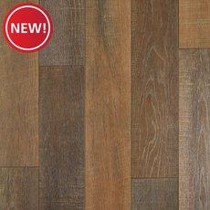 New! Club Manor Oak Multi-Length Water-Resistant Laminate