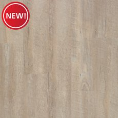 New! Lenox Estate Beige Rigid Core Luxury Vinyl Plank - Foam Back