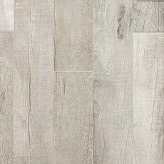 Frontier White Wood Plank Porcelain Tile