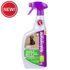New! Rejuvenate Carpet and Upholstery Cleaner