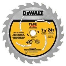 DeWalt 7 1/4in. 24T Flexvolt Circular Saw Blade