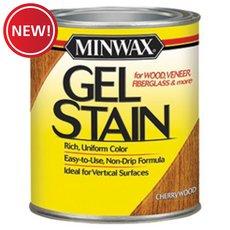 New! Minwax Cherry 607 Gel Stain