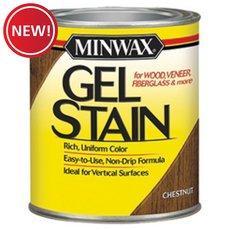 New! Minwax Chestnut 601 Gel Stain