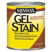 Minwax Mahogany 605 Gel Stain