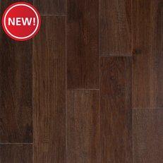 New! Hickory Salso Hand Scraped Engineered Hardwood